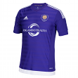Orlando City SC Adidas MLS Performance Replica Jersey - Purple