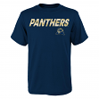 "Pittsburgh Panthers NCAA ""Team Trials"" Men's Short Sleeve T-Shirt"