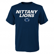 "Penn State Nittany Lions NCAA ""Team Trials"" Men's Short Sleeve T-Shirt"