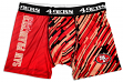 San Francisco 49ers NFL Wordmark Compression Boxer Shorts Underwear