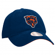 "Chicago Bears Mitchell & Ness NFL ""Throwback Felt Logo"" Slouch Adjustable Hat"
