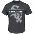 "Chicago White Sox Majestic MLB ""Rise to Victory"" Short Sleeve Men's T-Shirt"