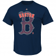 "Boston Red Sox Majestic MLB ""Domination"" Cooperstown Men's T-Shirt"