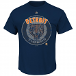 "Detroit Tigers Majestic MLB ""Domination"" Cooperstown Men's T-Shirt"