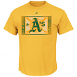 "Oakland Athletics Majestic MLB ""Arch Rival"" Cooperstown Men's T-Shirt"
