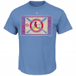"St. Louis Cardinals Majestic MLB ""Arch Rival"" Cooperstown Men's T-Shirt"
