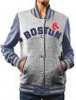 "Boston Red Sox Women's Majestic MLB ""Stolen Bases"" Bomber Jacket"
