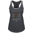 "San Francisco Giants Women's Majestic MLB ""Crushing It"" Scoop Neck Tank Top"