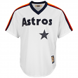 Jeff Bagwell Houston Astros Cooperstown Cool Base Replica White Jersey