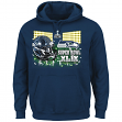 "Seattle Seahawks Majestic NFL Super Bowl XLIX ""On Our Way"" Hooded Sweatshirt"