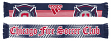 "Chicago Fire Adidas MLS Authentic ""Stripe"" Sublimated Team Scarf"