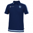 Sporting Kansas City Adidas MLS Climacool Authenic On Field Polo Shirt