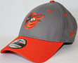 "Baltimore Orioles New Era MLB 39THIRTY ""Team Addict"" Performance Hat"