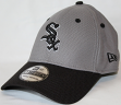 "Chicago White Sox New Era MLB 39THIRTY ""Team Addict"" Performance Hat"