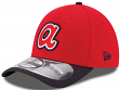 "Atlanta Braves New Era MLB 39THIRTY Diamond Era ""2 Tone"" Performance Hat"