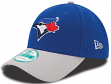 "Toronto Blue Jays New Era MLB 9Forty ""The League"" Adjustable Hat - 2 Tone"