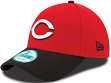 "Cincinnati Reds New Era MLB 9Forty ""The League"" Adjustable Hat - 2 Tone"