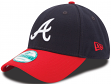 "Atlanta Braves New Era MLB 9Forty ""The League"" Adjustable Hat - 2 Tone"