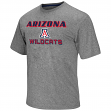 "Arizona Wildcats NCAA ""Arena"" Men's Performance Shirt - Charcoal"