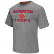 "Clemson Tigers NCAA ""Arena"" Men's Performance Shirt - Charcoal"