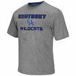 "Kentucky Wildcats NCAA ""Arena"" Men's Performance Shirt - Charcoal"