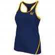 "California Golden Bears Women's NCAA ""Rapid"" Performance Racer Back Tank Top"