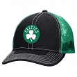 "Boston Celtics Adidas NBA ""City Pulse"" Structured Adjustable Hat"