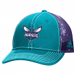 "Charlotte Hornets Adidas NBA ""City Pulse"" Structured Adjustable Hat"