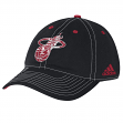 "Miami Heat Adidas NBA ""City Pulse"" Slouch Adjustable Hat"