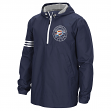 "Oklahoma City Thunder Adidas NBA Poly Woven ""Tip Off"" Lightweight Jacket"