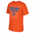 "New York Knicks Adidas NBA ""Net Up"" Men's Short Sleeve T-Shirt"