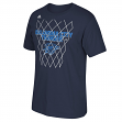 "Oklahoma City Thunder Adidas NBA ""Net Up"" Men's Short Sleeve T-Shirt"