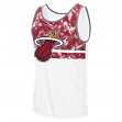 "Miami Heat Adidas NBA ""Energy Camo"" Men's Tank Top T-Shirt"
