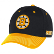 Boston Bruins CCM NHL Embroidered Applique Team Logo Flex Fitted Hat