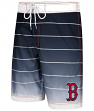 "Boston Red Sox MLB G-III ""Backstop"" Men's Boardshorts Swim Trunks"