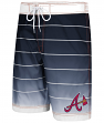 "Atlanta Braves MLB G-III ""Backstop"" Men's Boardshorts Swim Trunks"