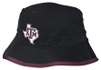 "Texas A&M Aggies Adidas NCAA ""Black Flip"" Bucket Hat"