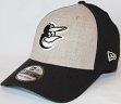 "Baltimore Orioles New Era MLB 39THIRTY ""Team Fronted Classic"" Fitted Hat"