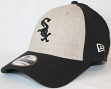 "Chicago White Sox New Era MLB 39THIRTY ""Team Fronted Classic"" Fitted Hat"