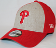 "Philadelphia Phillies New Era MLB 39THIRTY ""Team Fronted Classic"" Fitted Hat"