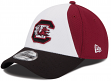 """South Carolina Gamecocks New Era 39THIRTY """"Game"""" Performance Fitted Hat"""