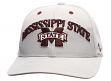 Mississippi State Bulldogs NCAA Zephyr Signature Gray Structured Adjustable Hat