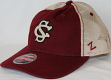 "South Carolina Gamecocks NCAA Zephyr ""Summertime"" Adjustable Mesh Trucker Hat"