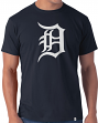 "Detroit Tigers 47 Brand MLB ""All Pro"" Flanker Premium Men's T-Shirt"