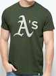 "Oakland Athletics 47 Brand MLB ""All Pro"" Flanker Premium Men's T-Shirt"