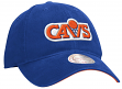 Cleveland Cavaliers Mitchell & Ness NBA Retro Felt Logo Adjustable Slouch Hat