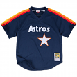 Craig Biggio Houston Astros Mitchell & Ness Authentic 1991 BP Jersey