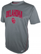 "Oklahoma Sooners Majestic NCAA ""Big Man"" Short Sleeve Performance Shirt"