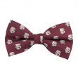 """Florida State Seminoles NCAA """"Bow Tie Repeat"""" Men's Woven Polyester Bow Tie"""