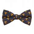 "Tennessee Volunteers NCAA ""Bow Tie Repeat"" Men's Woven Polyester Bow Tie"